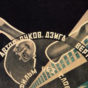 Soviet posters of the silent screen exhibition in London