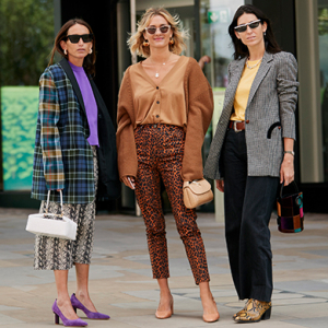 Part three: The best street style looks from London Fashion Week