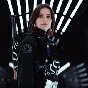 Watch the Rogue One: A Star Wars Story trailer now