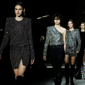 Paris Fashion Week: Saint Laurent Fall/Winter '17