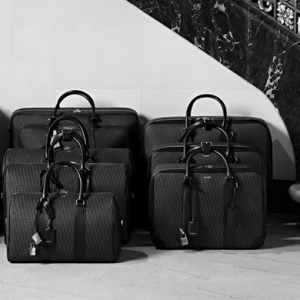 Saint Laurent launches luxury luggage line
