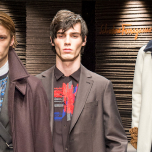 Men's Milan Fashion Week: Salvatore Ferragamo Fall/Winter '17
