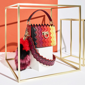 First look: Salvatore Ferragamo x Sara Battaglia's new collaboration