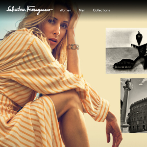 Salvatore Ferragamo launches a new online experience