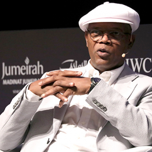 """I was in the right place but it just wasn't my time\"" – Samuel L. Jackson"