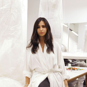"""I'm married to my dresses"" – BFFI designer Sandra Mansour on taking fashion seriously"