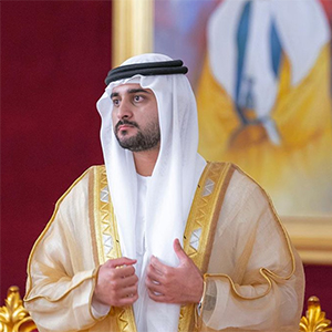 Royal news: Sheikh Mohammed's son is reportedly engaged