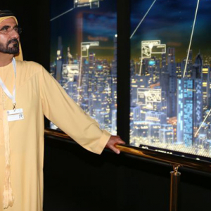 Just in: Sheikh Mohammed opens temporary 'Museum of the Future'