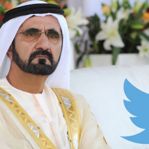 Sheikh Mohammed applauses social media as he reaches 6 million followers