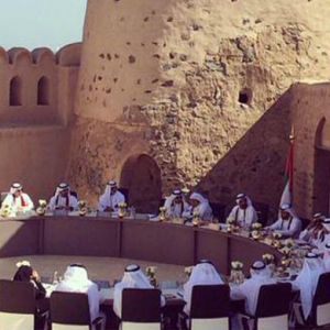 Fujairah ruler hosts luncheon attended by Sheikh Mohammed