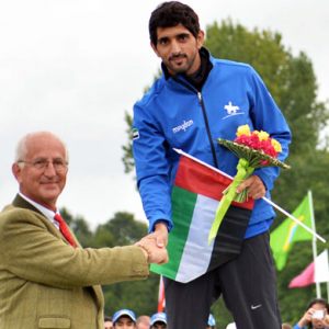 Sheikh Hamdan crowned champion of FEI World Equestrian Games