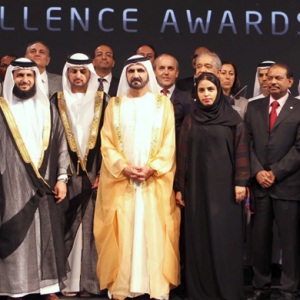 Sheikh Mohammed presents 'Excellence Awards' to the UAE Government