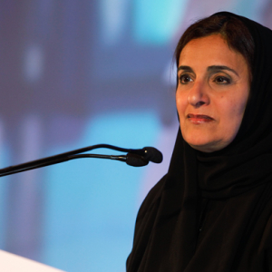 Sheikha Lubna Al Qasimi commends Sheikh Hamdan on promoting education in Scotland