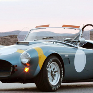 The limited edition Shelby Cobra 289 FIA