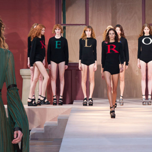 Paris Fashion Week: Sonia Rykiel Spring/Summer '17