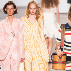 Paris Fashion Week: Sonia Rykiel Spring/Summer '18