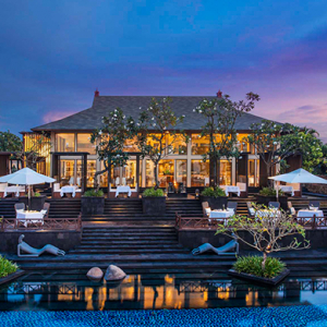 Luxury living: Beachside relaxation at The St. Regis Bali