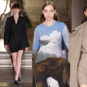 Paris Fashion Week: Stella McCartney Fall/Winter '17
