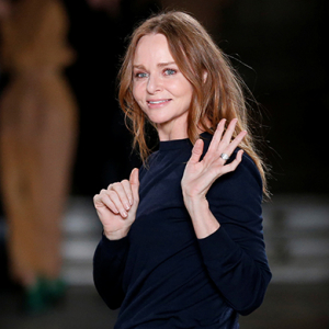 Stella McCartney to be honoured by the David Lynch Foundation