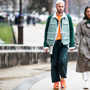 Day five: The best street style looks from Men's Paris Fashion Week