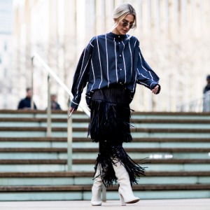 Part five: The best street style looks from New York Fashion Week