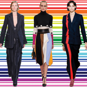 Fall/Winter '16 trend report: The stripe