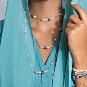 New look layering: Swarovski pays tribute to the Middle East