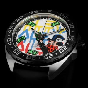 TAG Heuer's new Formula 1 edition watch is about to rock your wrist