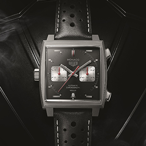 TAG Heuer just launched its final limited edition Monaco watch to celebrate its 50th anniversary