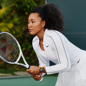 TAG Heuer X Tennis' Naomi Osaka: The perfect match