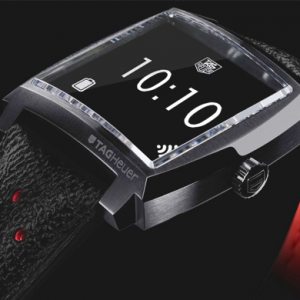 Tag Heuer, Google and Intel to partner for smartwatch