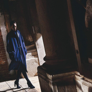 Take a look at the new Hermès campaign starring Othilia Simon