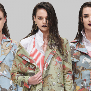 Fashion Forward Dubai: Taller Marmo Resort '17
