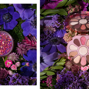 Tarte's new beauty collection will give you a hint of flower power