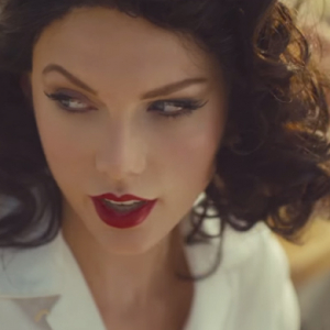 Watch now: Taylor Swift goes brunette in 'Wildest Dreams' video