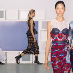London Fashion Week: Teatum Jones Spring/Summer '17