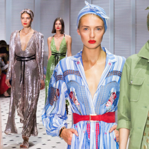 London Fashion Week: Temperley London Spring/Summer '18