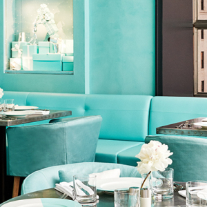Now open: Inside Tiffany & Co.'s Blue Box Cafe in New York