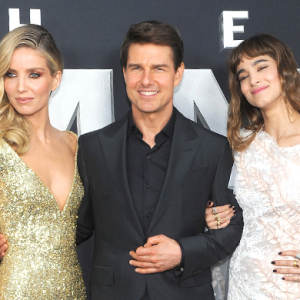 The Mummy premiere: Red carpet arrivals