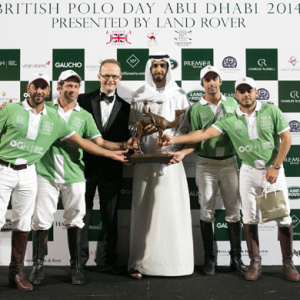 The British Polo Day Series: Abu Dhabi