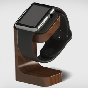 The Dodocase Apple Watch charging stand
