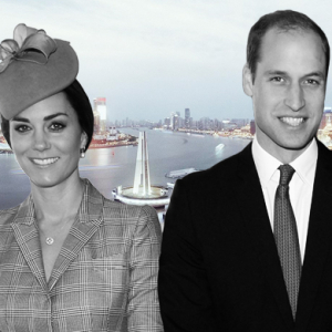 The Duke and Duchess of Cambridge said to be planning China tour