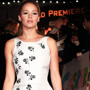 Jennifer Lawrence is the top grossing actor of 2014