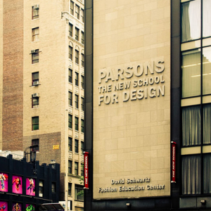 The National Jewellery Institute and Parsons unite for new project