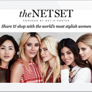 Net-a-Porter opens up The Net Set to all shoppers