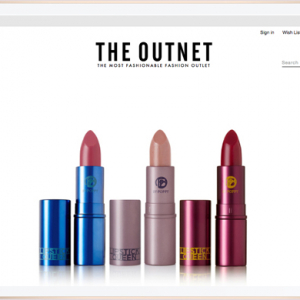 Net-a-Porter's The Outnet to launch beauty
