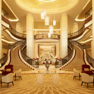 The St. Regis Abu Dhabi launch 36-hour weekend package