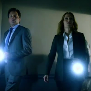 Trailer: David Duchovny and Gillian Anderson reunite for new X-Files season