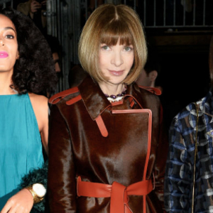 Paris Fashion Week: The guests at the Lanvin show