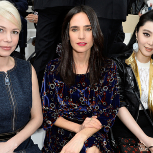 Paris Fashion Week: The guests at the Louis Vuitton show